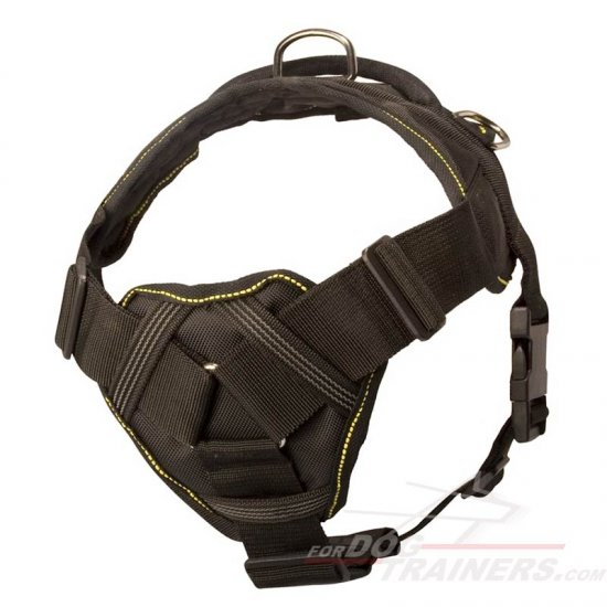 Brand New Dog Nylon Harness for Multifunctional Use