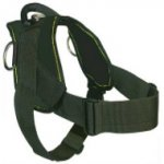 Rottweiler All Weather dog harness for tracking / pulling H6