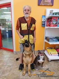 Super Ventilated and Comfortable Dog Training Vest